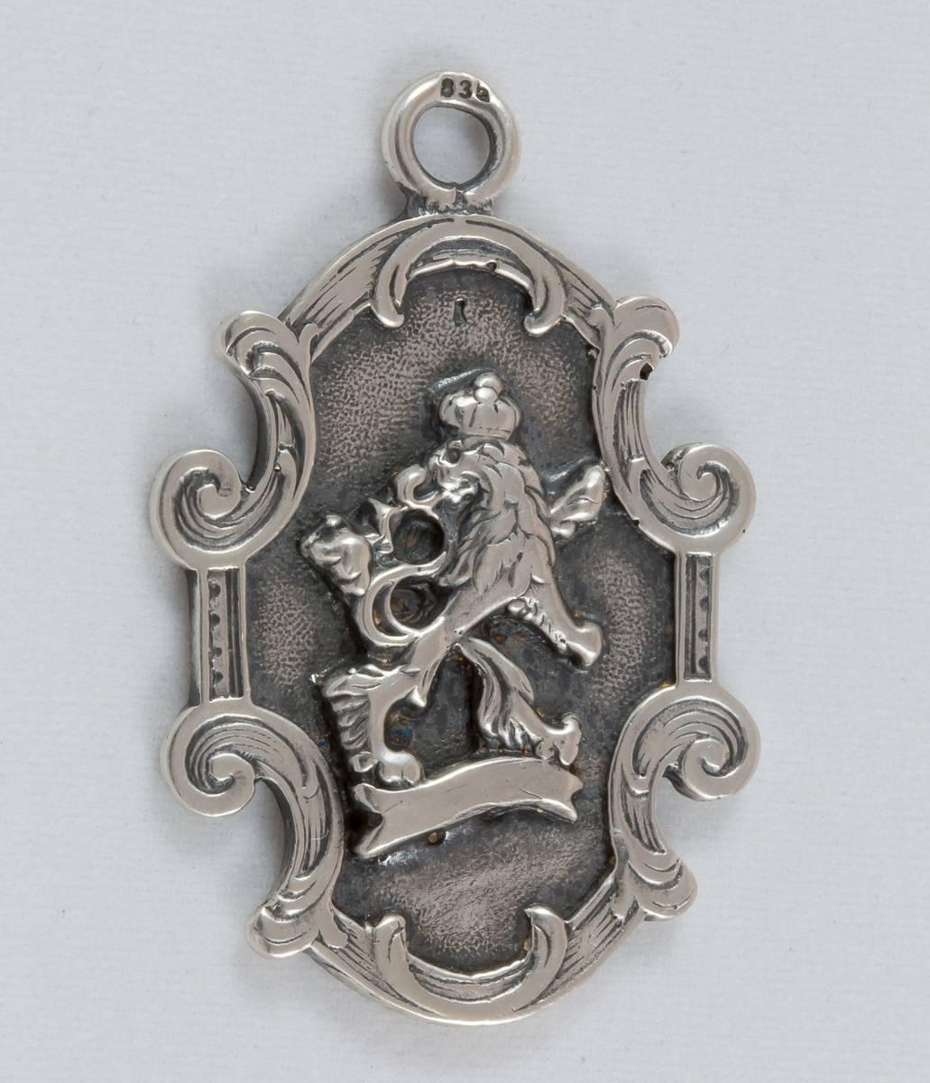 Schild/Bayerischer Löwe