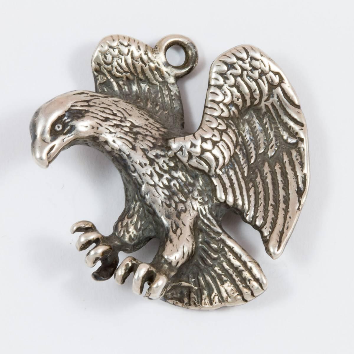 Anhänger Adler im Flug